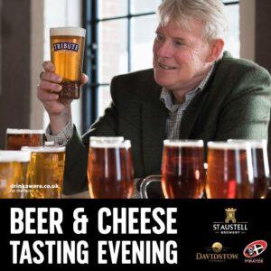 Beer & Cheese tasting
