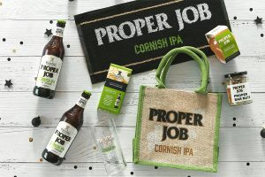 Proper Job Hamper Bag