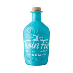 Twin Fin Spiced Golden Rum 70cl