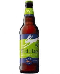 Wild Hare Gluten Free Pale Ale (8 x 500ml bottles)