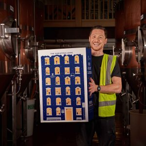 St Austell Brewery and Bath Ales Beer advent calendar