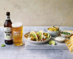Jack Stein's recipe for Proper Job Carnitas Tacos with Pineapple Salsa
