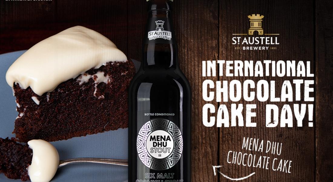 Mena Dhu Chocolate Cake