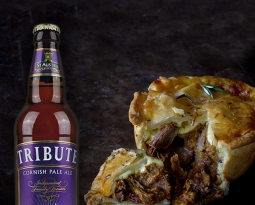 Scrumptious Steak & Tribute Ale Pie